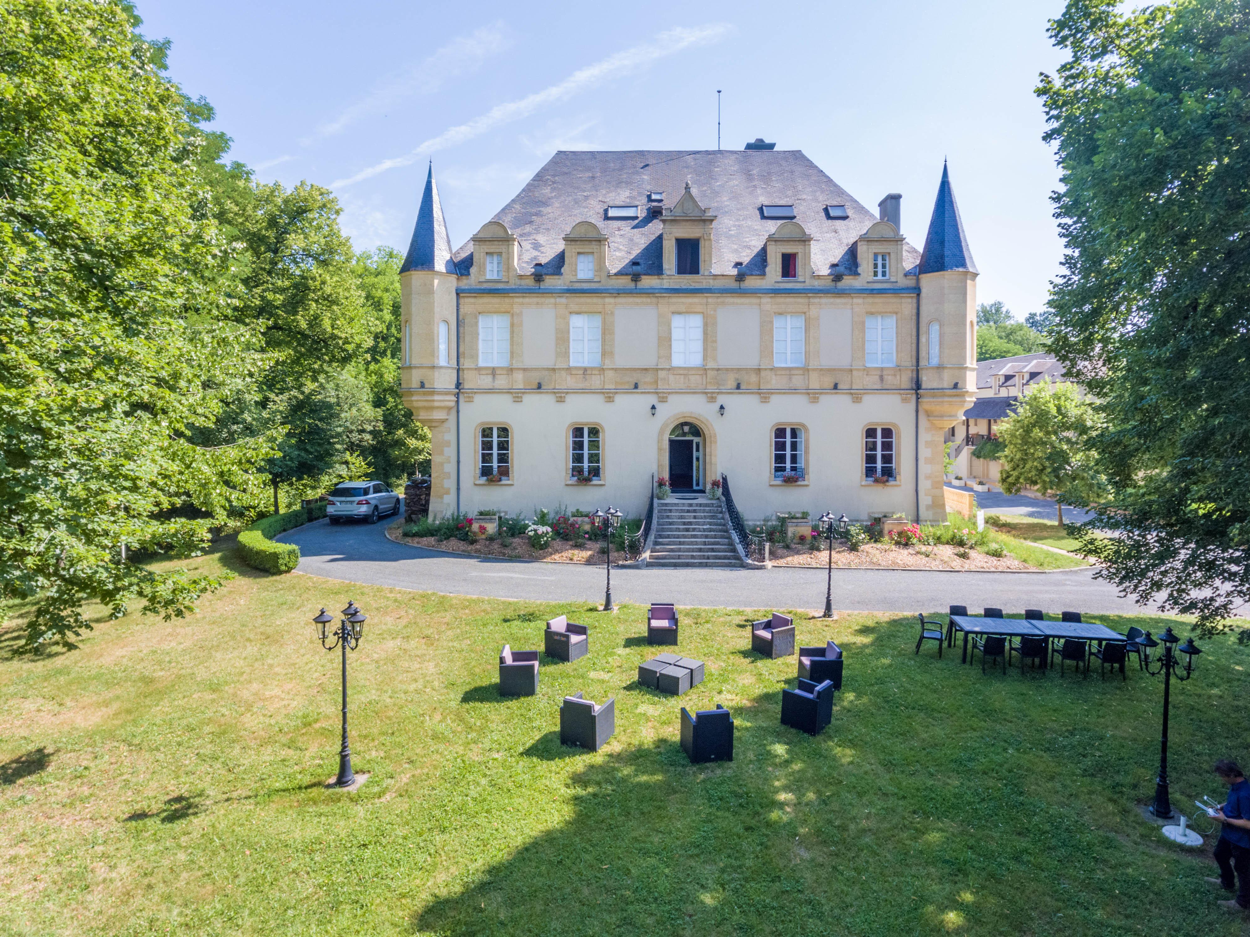 Chateau Hôtel Montignac Lascaux