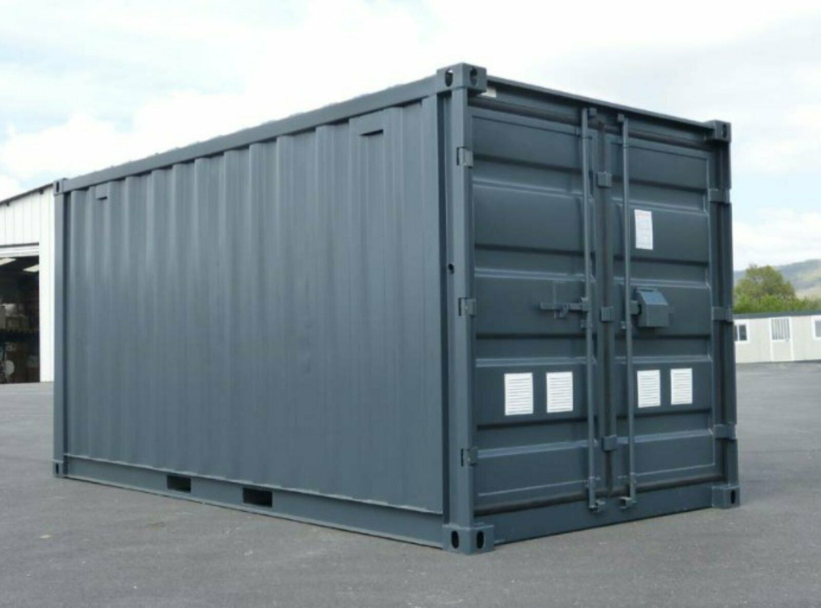 Containers de stockage neufs et occasions