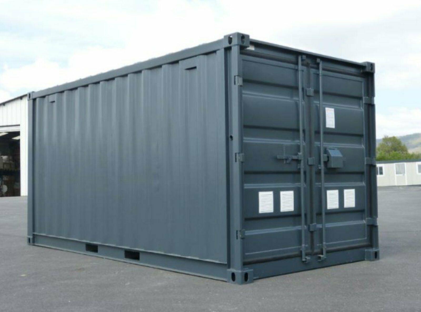 Containers de stockage neufs et occasions