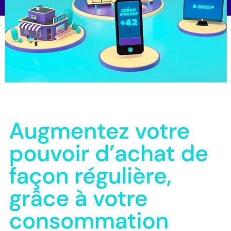 Rech développeur de clientèle, voire de réseau de commerciaux pour carte avantage multi-enseignes permettant de gagner de réels crédits d'achats pour les consommateurs